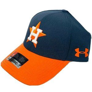 Under Armour Houston Astros Hat Baseball Cap UA